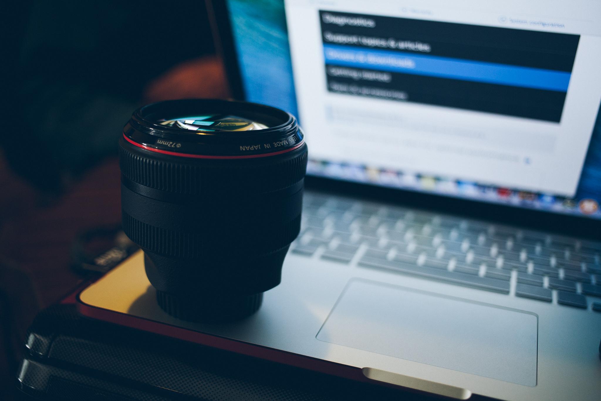 Choosing the Right Lens
